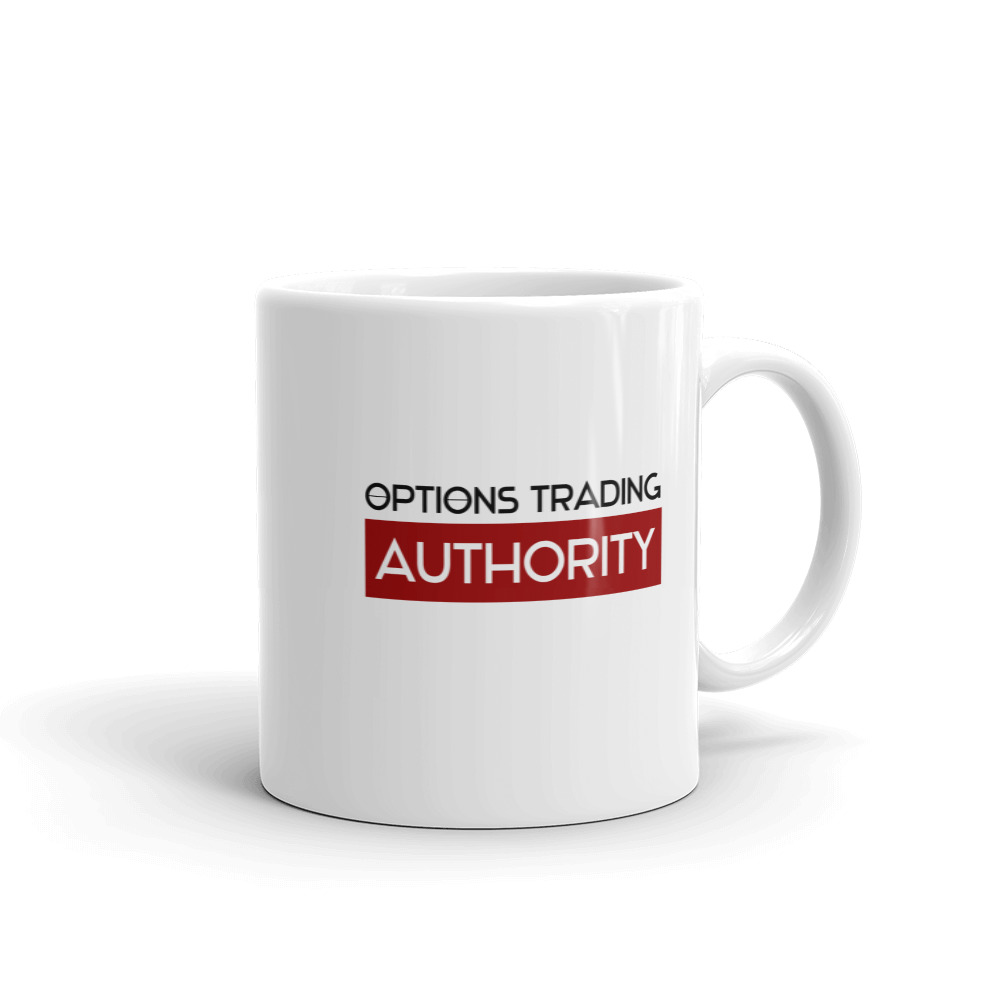 Options Trading AUTHORITY Brand Mug