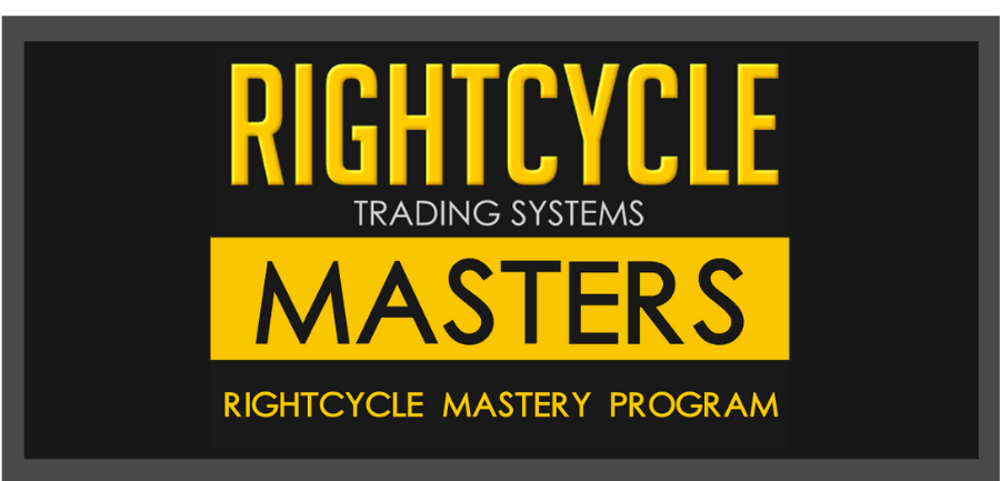 RIGHTCYCLE MASTERS PROGRAM 1