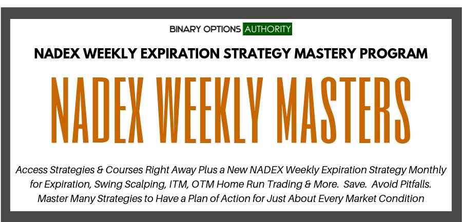 nadex-weekly-masters