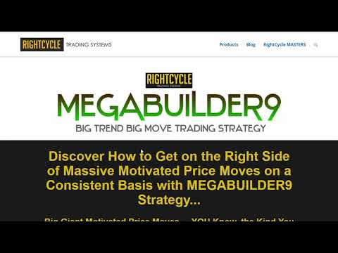 MEGABUILDER9 Big Trend Precision Trading Strategy Review and Overview