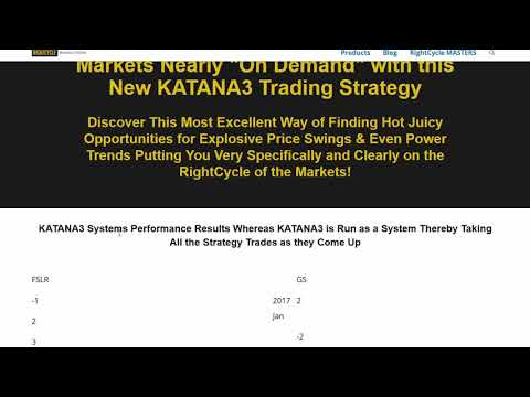 KATANA3 High Precision On Demand Trading Strategy Review and Overview