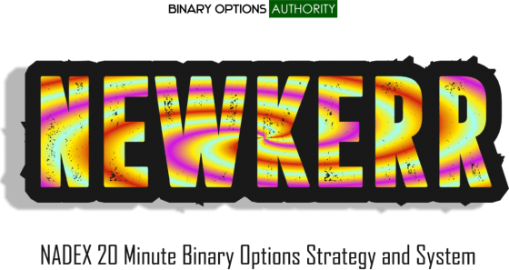 NEWKERR  NADEX 20 Minute Binary Options Strategy and System
